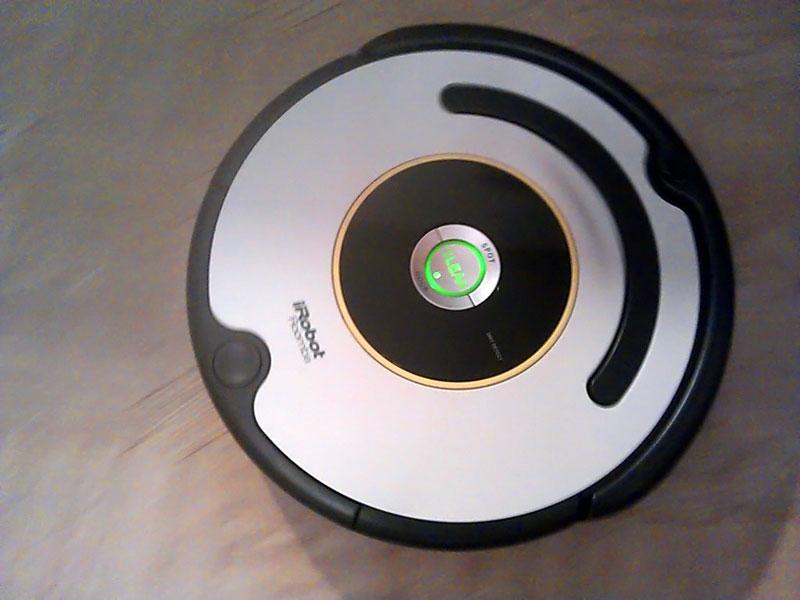 (07.08.2013 blogger) iRobot Roomba 620 - Робот пылесос