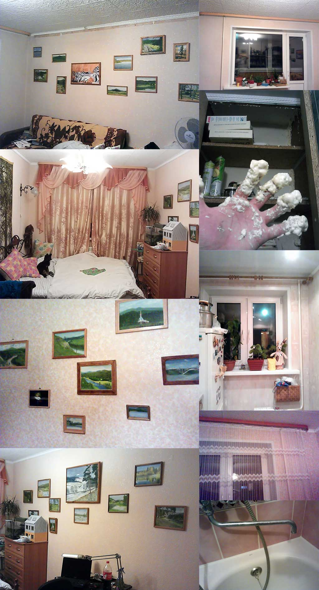 (02.02.2014 blogger) Делаем ремонт - После переезда