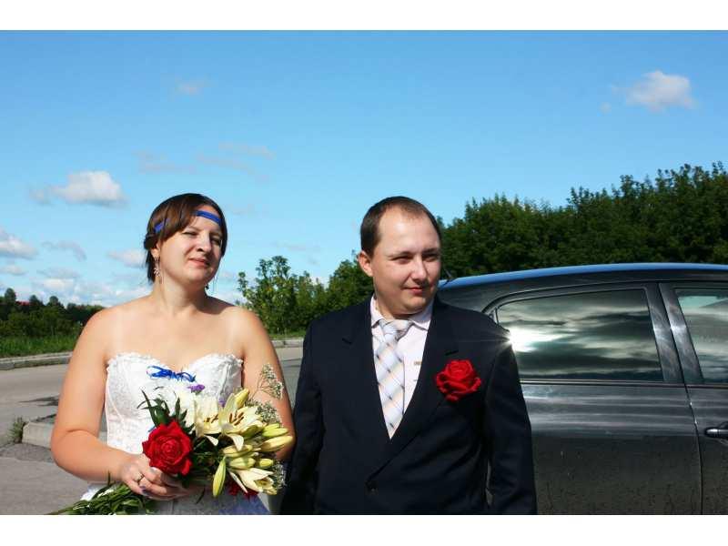(25.07.2014 me) Свадьба - Андрей и Алена Шлыковы
