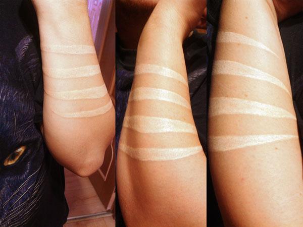 (07.04.2015 me) Белая татуировка 2 - White tattoo - такие вот шрамы или следы от когтей