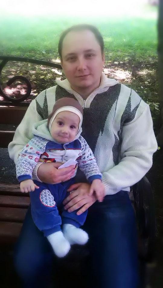 (30.07.2015 me, doroga) Ездили в областную больницу - С Аленой и Сашкой