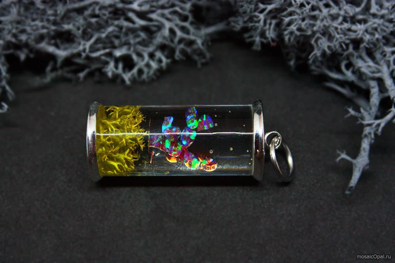 (31.07.2020 handmade) Артефакт - Кулон