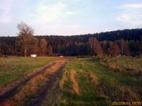 (09.09.2011 doroga) Зеленая карета 01.09.11
