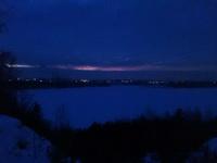 (04.02.2013 gorod ) Вид на город - С водохранилища