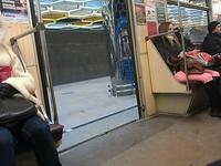 (16.02.2013 doroga) Новая станция метро - Ботаническая