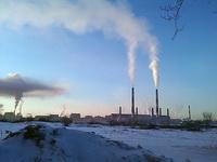 (16.02.2013 gorod ) Завод УАЗ - Ходили на Д.Р. на следующий день