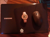 (25.02.2013 blogger) Подарок от бабушки на ДР - Ноутбук Samsung