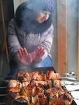 (02.03.2013 blogger) Шашлыки - Алена ждет