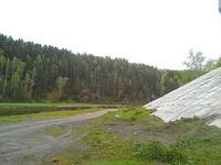 (02.06.2013 doroga) Выходные - Лес за мостом через Исеть (объездная)