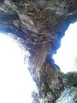 (12.06.2013 doroga) На лодке до 2 висячего моста - Под Каменными воротами