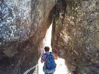 (06.07.2013 doroga) Природный парк Оленьи ручьи - Целующиеся скалы