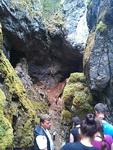 (06.07.2013 doroga) Природный парк Оленьи ручьи - Большой провал