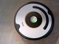 (07.08.2013 blogger) iRobot Roomba 620