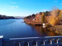 (08.10.2013 gorod) Осенние фотографии - Лес и река