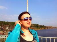 (09.05.2015 gorod, doroga) Алена на мосту в Каменске - Гуляем с ребенком из Монастырки