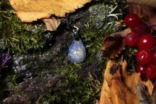 (03.10.2017 handmade) Осенние галактики в кулонах с опалами - mosaicOpal.ru