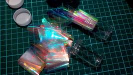 (20.10.2017 handmade) Небольшой мастер-класс «Жидкие опалы» - Делаем магический кристалл любого размера
