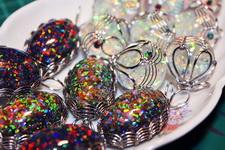 (30.04.2020 blogger, handmade) Плету кольца и кулоны из проволоки - на карантине